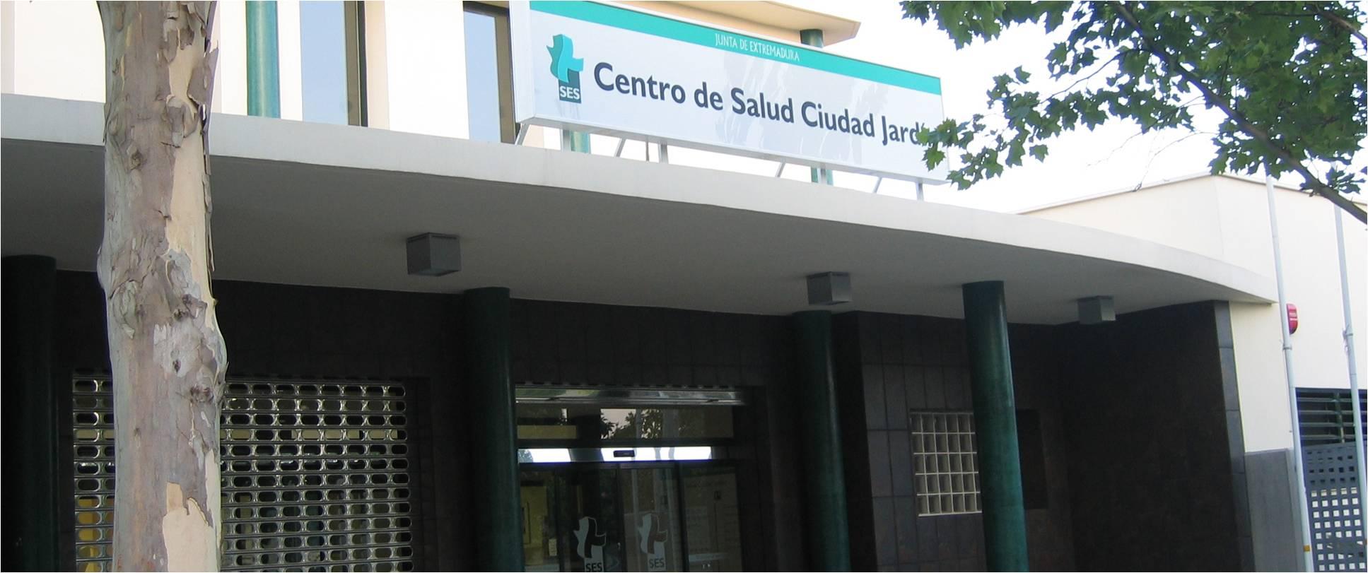 Mapa sanitario atenci n primaria rea de salud de badajoz for Instituto ciudad jardin